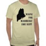 Les couples de même sexe peuvent se marier à Portland et dans tout l'Etat du  Maine.
