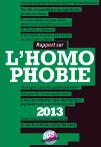 Parution du Rapport sur l'homophobie 2013 de SOS Homophobie