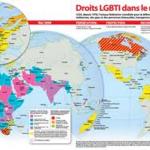 Rapport 2012 de l'ILGA sur l'homophobie d'Etat : 40% des états membres de l'ONU criminalisent encore les relations sexuelles entre personnes de même sexe
