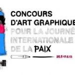 Concours d'art graphique en vue de la Journée internationale de la paix 2013