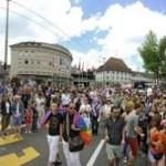 Sous le soleil, Fribourg a fêté la Pride 2013
