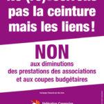 Référendums contre les coupes budgétaires en Ville de Genève: le 5 juin votez 2 fois NON