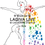 Divas dans la rade – LADIVA et Catherine d'Oex à la terrasse 10.08